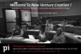 FET New Venture Creation Free of charge